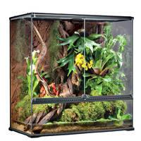 ExoTerra Glass Terrarium Large/X-Tall 90x45x90cm