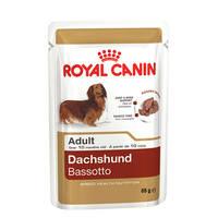 Royal Canin Dachshund Adult nedveseledel 85g