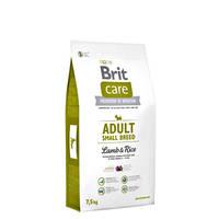 Brit Care Hypoallergen Adult Small Lamb & Rice 7,5kg