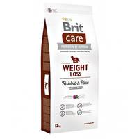 Brit Care Hypoallergen Weight Loss Rabbit & Rice 3kg