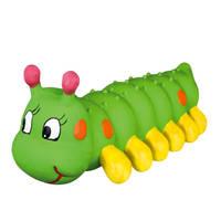 Trixie Óriás Caterpillar latex játék kuytáknak 26cm
