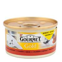 Gourmet Gold Savoury Cake Marhahús Paradicsommal 85g