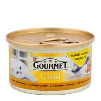 Gourmet Gold Savoury Cake Csirke Sárgarépával 85g