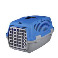 Trixie Capri 2 szállítóbox kék 55x37x34cm