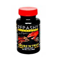 Repashy Superfoods Grubs N Fruit 84g