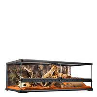 ExoTerra Glass Terrarium Large/Low 90x45x30cm
