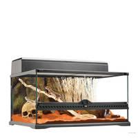 ExoTerra Glass Terrarium Medium/Low 60x45x30cm
