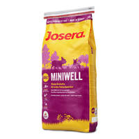 Josera Adult Miniwell kutyatáp 15kg