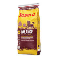 Josera Adult Balance kutyatáp 15kg