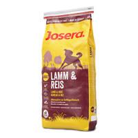 Josera Adult Lamb & Rice kutyatáp 15kg