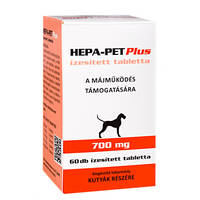 VitaMed Hepa-Pet Plus 700mg 60db