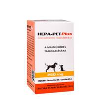 VitaMed Hepa-Pet Plus 250mg 30db