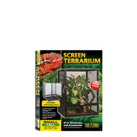ExoTerra Screen Terrarium Small/Tall 45x45x60cm