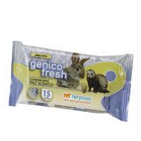 Ferplast Genico Fresh Rodent Talc hintőporos törlőkendő 15db
