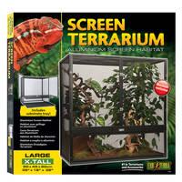 ExoTerra Screen Terrarium Large/X-Tall 90x45x90cm