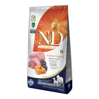N&D Grain Free Puppy Pumpkin Bárány Áfonya Medium/Maxi 12kg