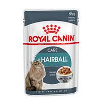 Royal Canin Hairball Care Gravy falatok szószban 85g