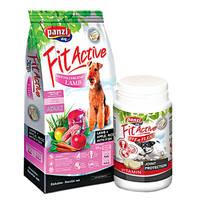 FitActive Hypoallergen Lamb Apple 15kg + Fit-A-Flex izuletvédő