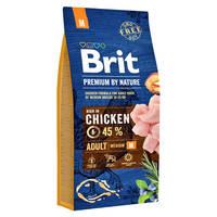 Brit Premium by Nature Adult Medium Breed 15kg