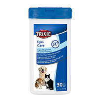 Trixie Eye Care Wipes Szemkörnyék tisztító Törlőkendő 30db