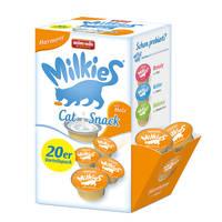 Animonda Milkies Cat Snack Harmony Malátával 20x15g