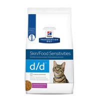 Hills PD Feline d/d Skin Food Sensitivities Duck 1,5kg