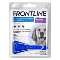 Frontline Spot On Kutya L 20-40kg 1db