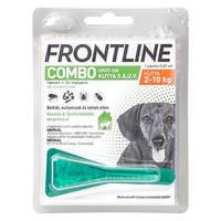 Frontline Combo Spot On S 2-10kg 1db