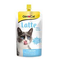 GimCat Latte Macskatej Calciummal 200ml