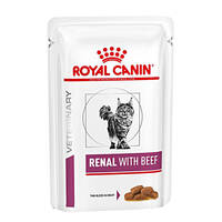 Royal Canin Feline Renal with Beef 85g