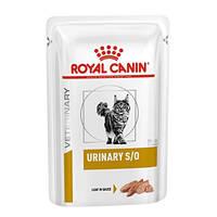 Royal Canin Feline Urinary S/O Loaf pépes nedveseledel 85g