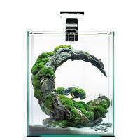 AquaEl Shrimp Set Day & Night LED 20 Fekete 25x25x30cm