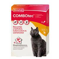 Beaphar COMBOtec Spot-on Cat bolha- és kullancsirtó macskáknak 3x0,5mg