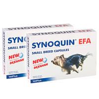 VetPlus Synoquin EFA Small Breed rágótabletta 2x30db