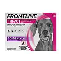 Frontline Tri-Act Spot On L 20-40kg 3x4ml
