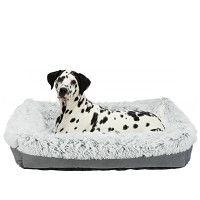 Trixie Harvey extrapuha szőrös szögletes kutyaágy 100x75cm