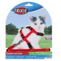 Trixie Kitten egyszínű hám kölyökmacskáknak 19-31cm