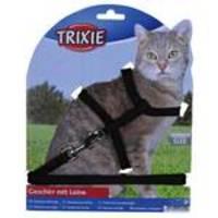 Trixie Egyszínű nylon hám 22-42cm