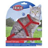 Trixie Reflective Piros Fényvisszaverő macskahám