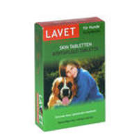 Lavet Bőrtápláló tabletta kutyáknak 50db