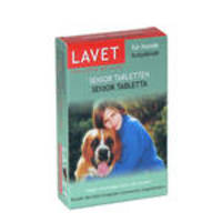 Lavet Senior tabletta kutyáknak 50db