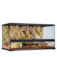 ExoTerra Glass Terrarium Large/Wide 90x45x45cm